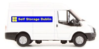 Image of a delivery van